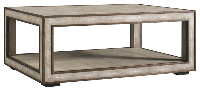 Lillian August Jamison Cocktail Table LA94316 02 Contemporary Coffee Tables