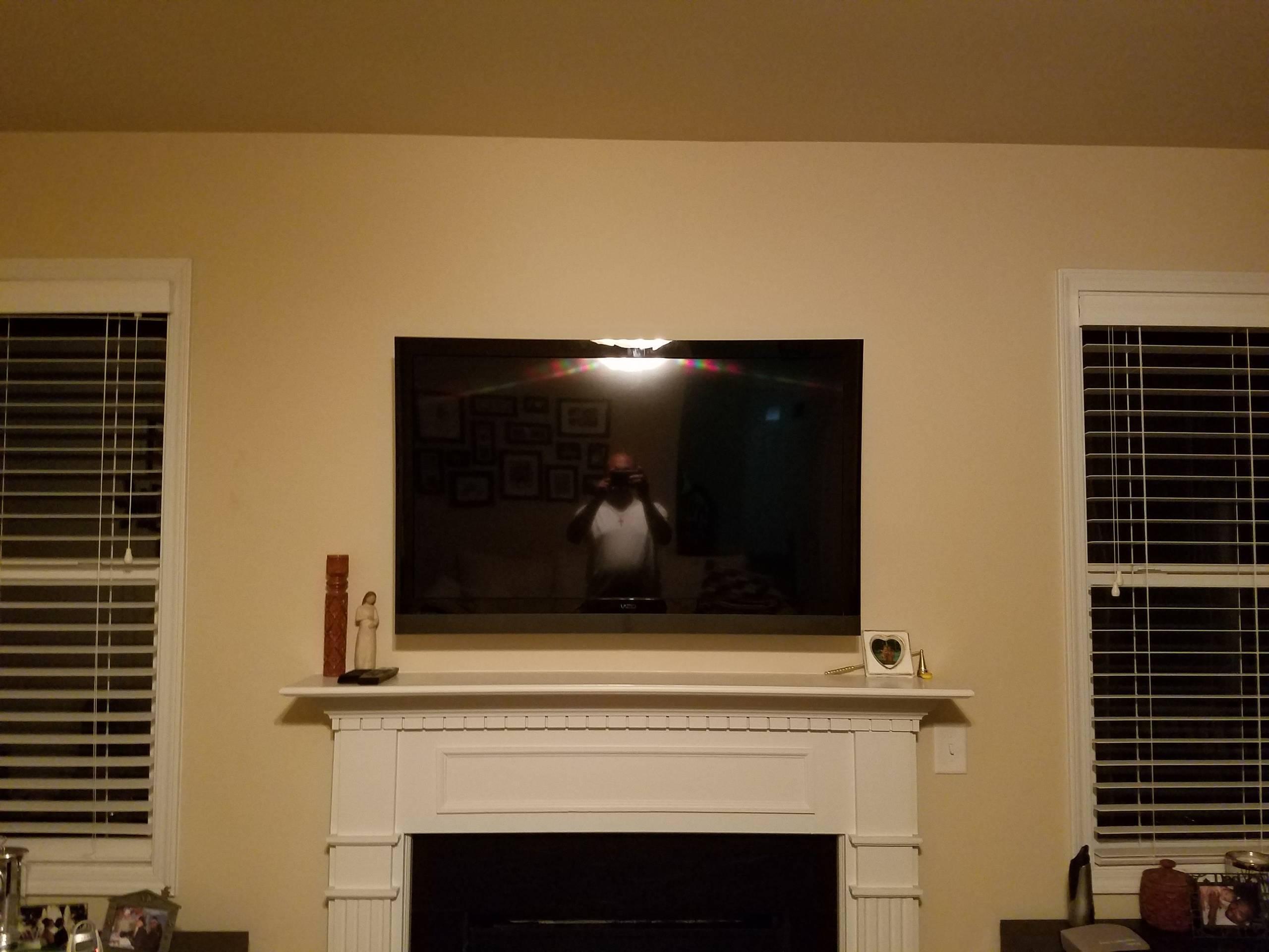 Flat Screen TV Installations