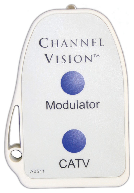 Mini-Remote Control for Affinity Digital Cable Combiner by Channel Vision