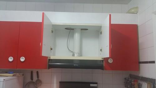 Instalaci n campana extractora - Instalacion campana extractora ...