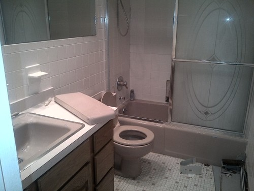 Remodel Bath For Upscale Home Resale