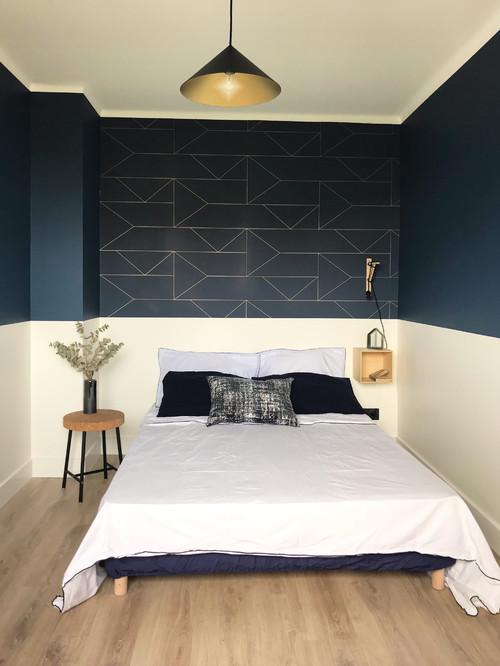 Pleins feux sur 15 magnifiques chambres bleues