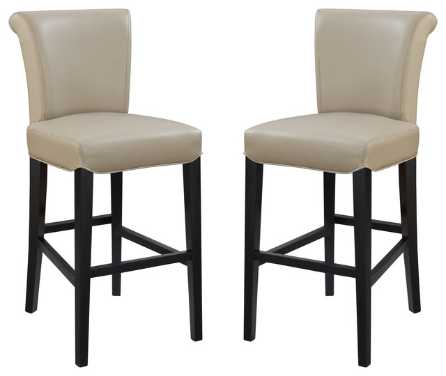 Emerald Home Briar Iii 30 Barstool Set Of 2 Transitional Bar
