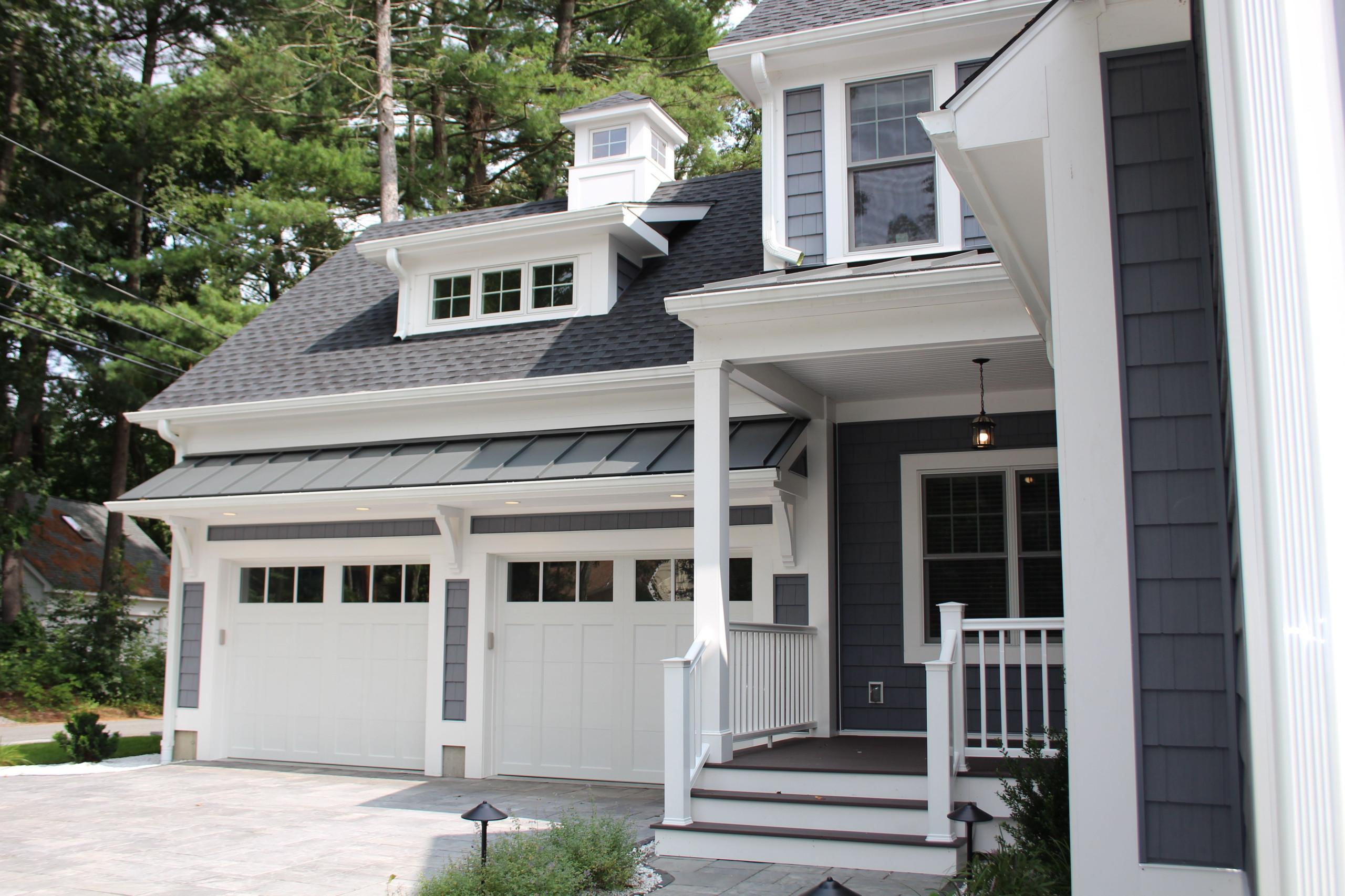 Connecticut Lake house