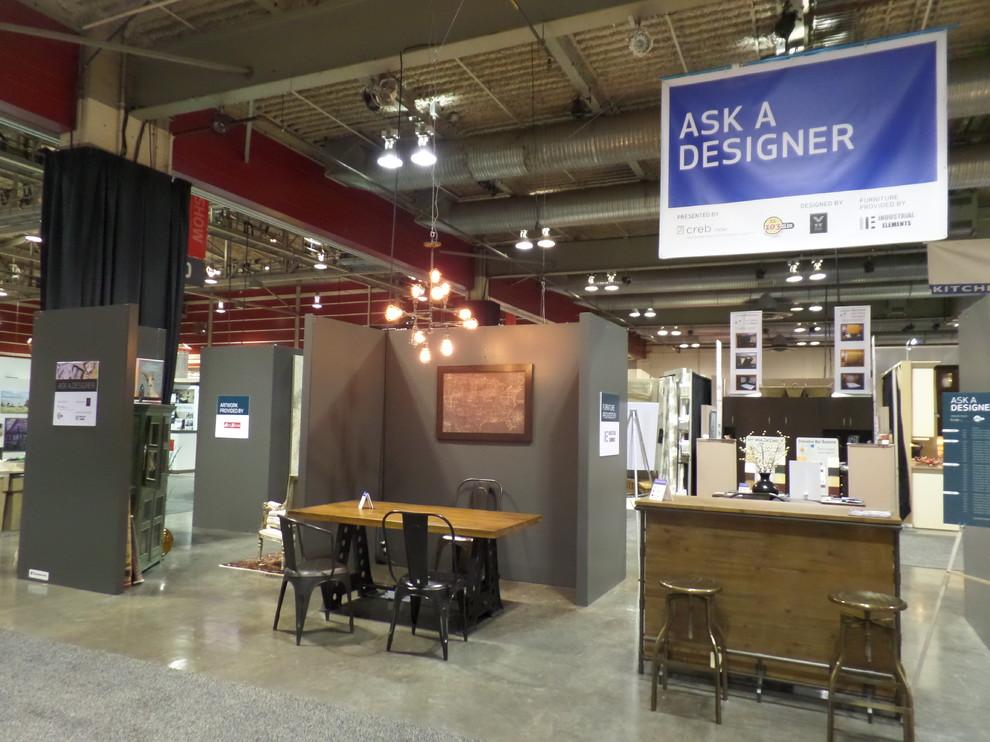 Calgary Home + Design Show 2014 - Ask a Designer