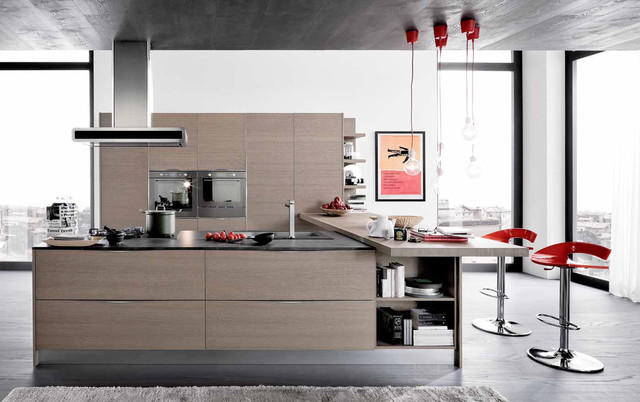Perfect Copat Italian Cabinetry Modern