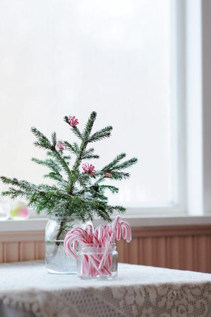tiny christmas tree eclectic - Tiny Christmas Tree