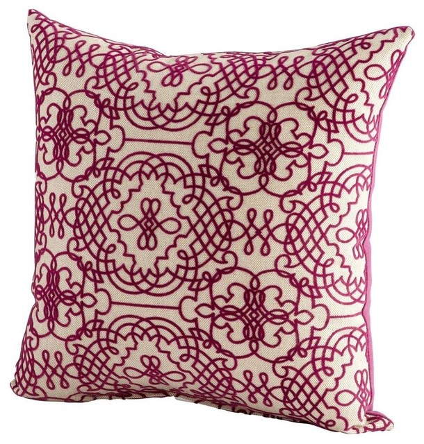 Cyan Designs St. Lucia Pillow - Contemporary - Decorative Pillows ...