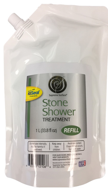 Stone Shower Cleaner And Conditioning Treatment Refill Buddies
