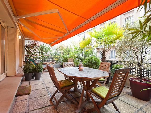 Appartement & terrasse Feng Shui à Neuilly sur Seine