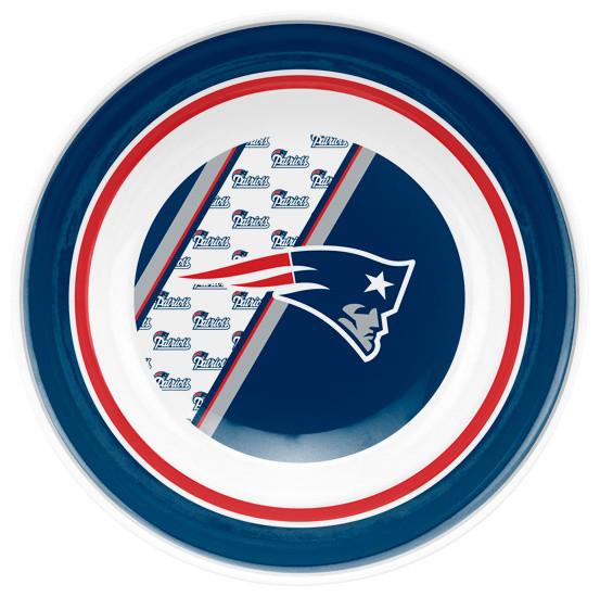 New England Patriots Dinner Bowl 7 Diameter