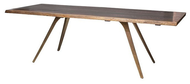Vega Dining Table Midcentury Outdoor Dining Tables