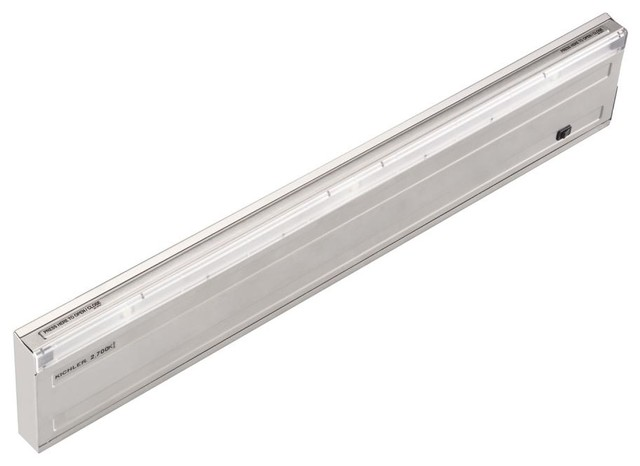 Kichler Direct-Wire 2700K LED Under Cabinet - Contemporary - Undercabinet Lighting - by ROYAL ...