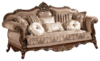 Winfrey Traditional Sofa Victorian Sofas By