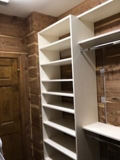 Walk-in Cedar Closet in Tryon, NC