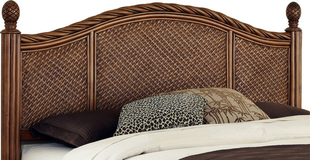 Raleigh Headboard, Refined Cinnamon, Queen/full.
