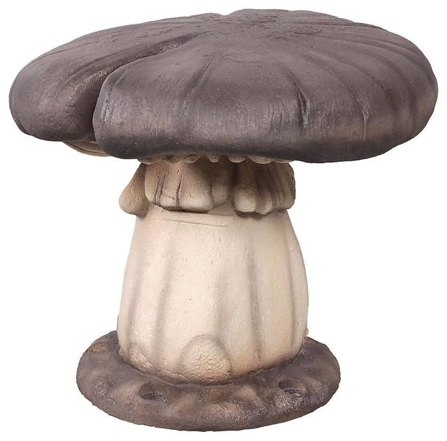 Mystic Mushroom Garden Stool