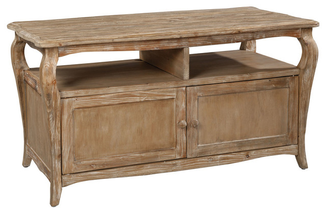 Dolores Driftwood Tv Stand.