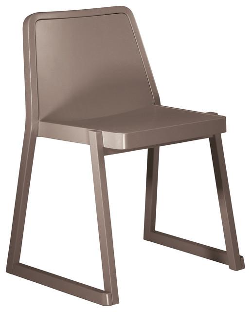 Roxanne Beechwood Dining Chair, Turtle Dove