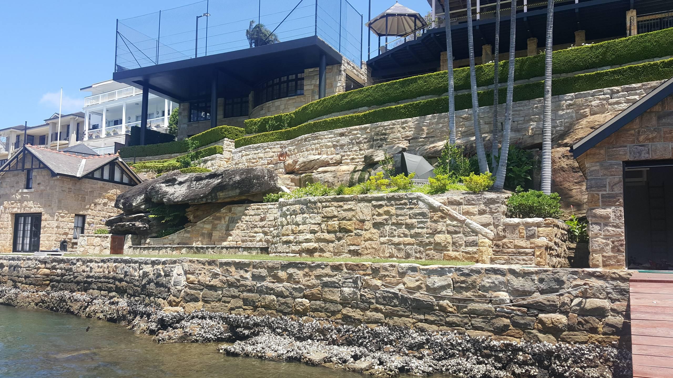 Sydney Waterside Residence - Huntleys Point NSW