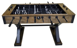 Element Foosball Table   Rustic   Game Tables   By ShopLadder