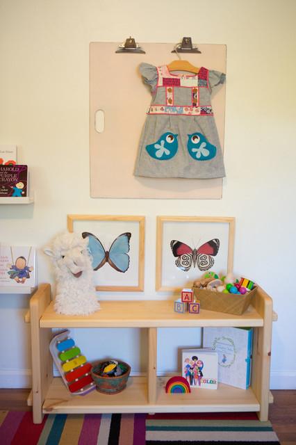 Baby Girl Montessori Nursery eclectic. Baby Girl Montessori Nursery   Eclectic   San Diego   by