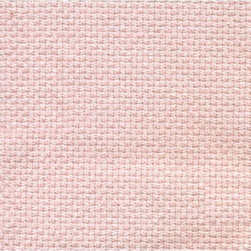 Light Pink Basketweave Designer Fabric Collection
