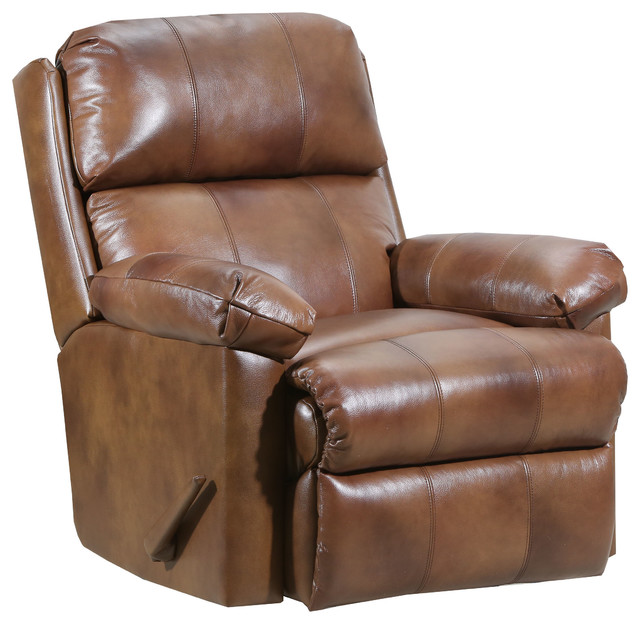 Soft Touch Chaps H Amp M Glider Recliner Contemporary