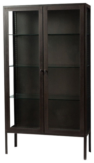 Four Hands Trenton Cabinet - Contemporary - Accent Chests And Cabinets - by Seldens Furniture