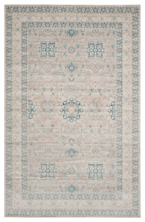 Safavieh Archive Arc671A Rug, Grey/Blue - Traditional - Area Rugs - by BuyAreaRugs