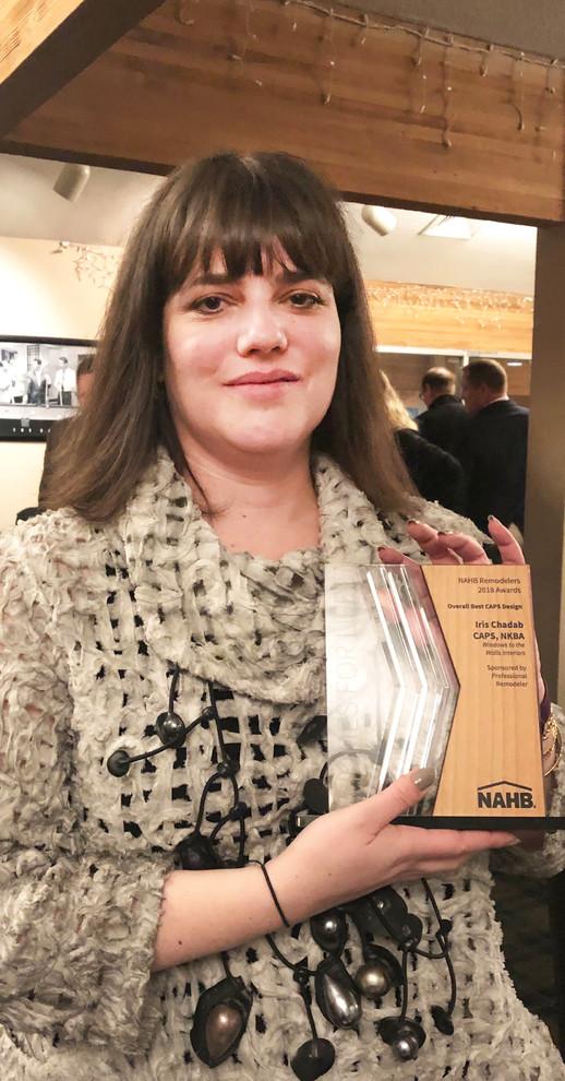 Homes For Life Award- NAHB