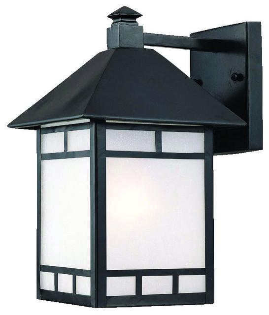Artisan 1 Light 15 5 Height Outdoor Wall Sconce