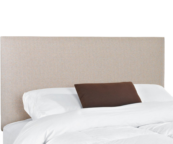 Heron Upholstered Headboard, King.