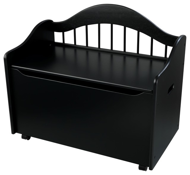 Phenomenal Kidkraft Limited Edition Toy Chest Box In Black Dailytribune Chair Design For Home Dailytribuneorg