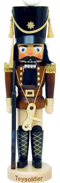 Alexander Taron Christian Ulbricht Mini Nutcracker Toy Soldier Limited Edition.