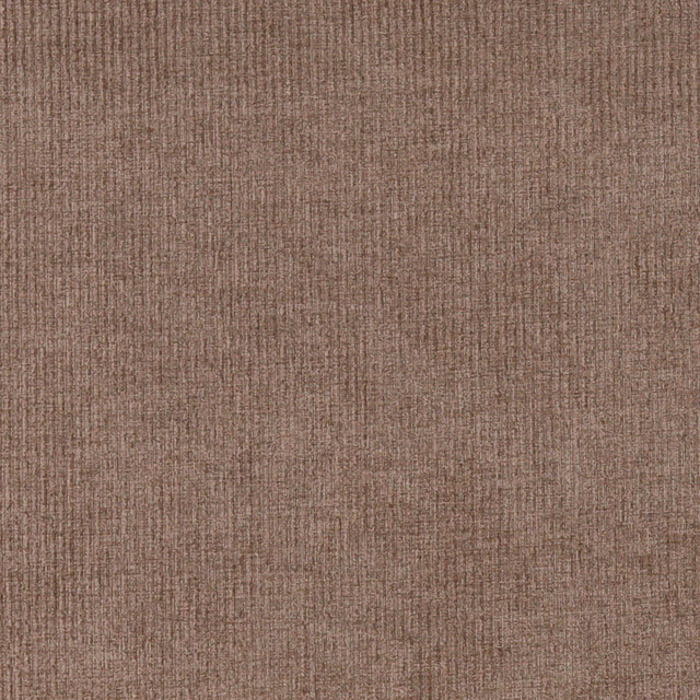 Taupe Brown Thin Striped Woven Velvet Upholstery Fabric By The Yard