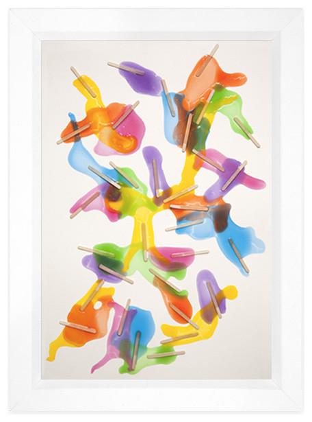 """Popsicles"" Print by Evan Robarts"