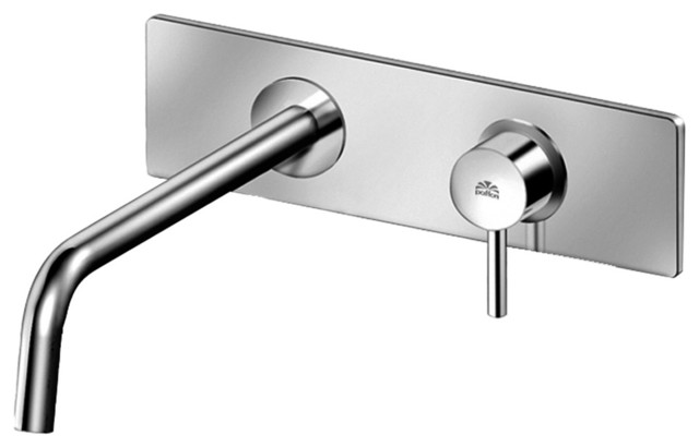 Stick Single Lever Wall Mounted Bathroom Faucet