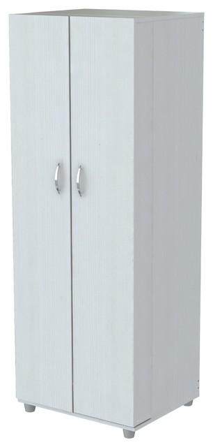 Inval Pantry/storage Cabinet, Laricinia White.