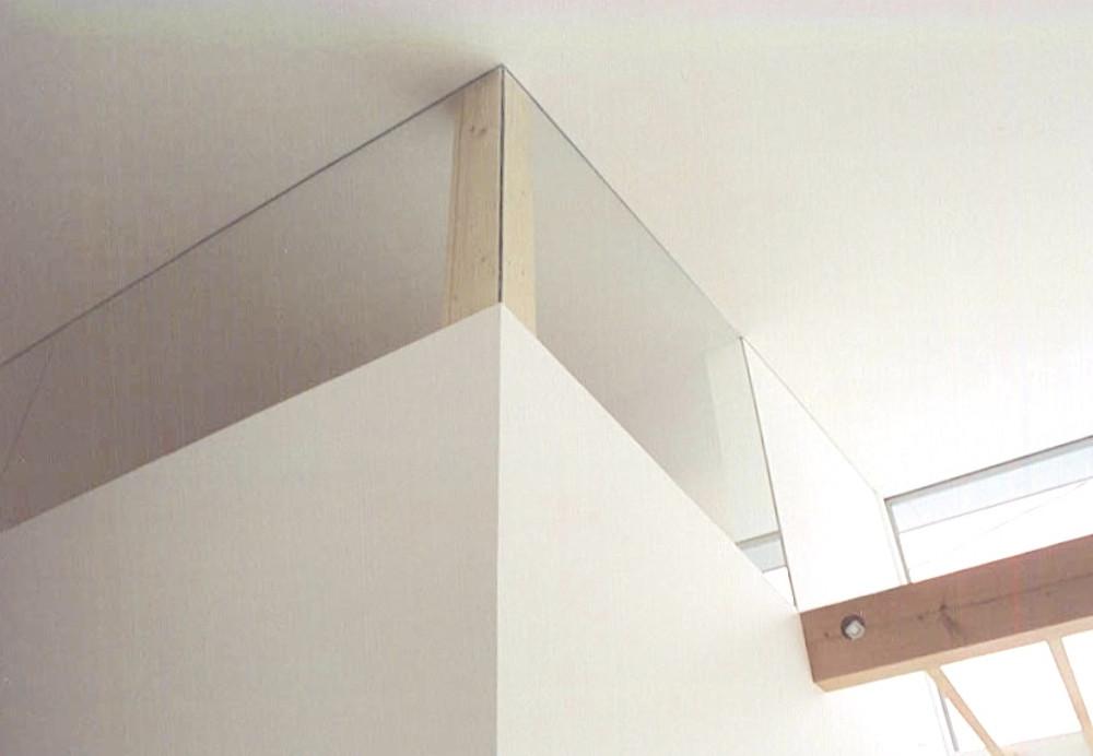 清瀬の家/2階の欄間