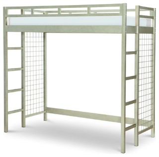 Rachael Ray Home Hudson Metal Loft Bed