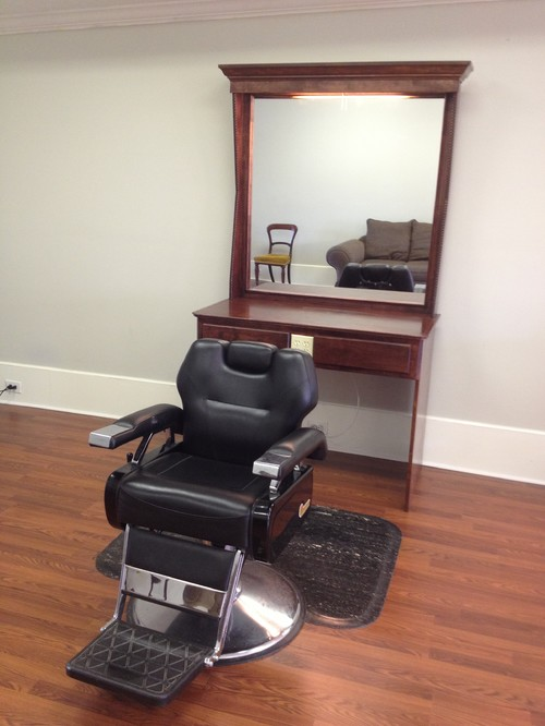 barber shop decor ideas - Barbershop Design Ideas