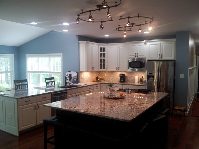 Elisa citron designs transitional kitchen other by mid south