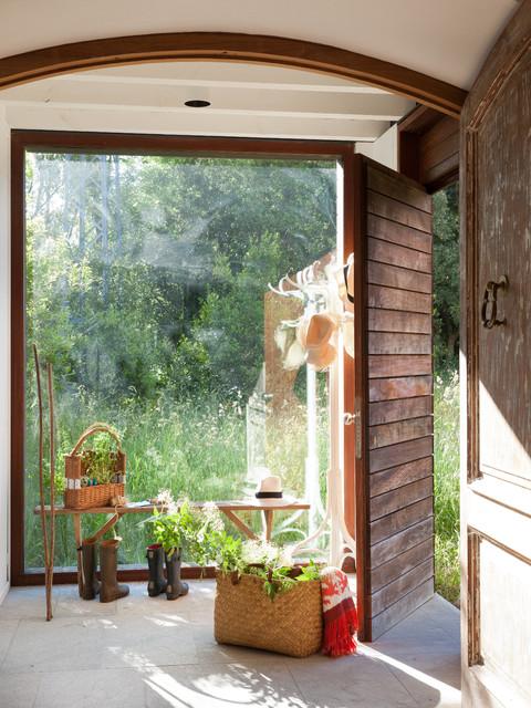 El mueble magazine rba revistas project becara casa de - Casas de campo restauradas ...