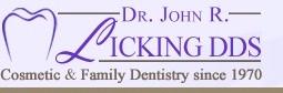 Logo - John R. Licking, DDS