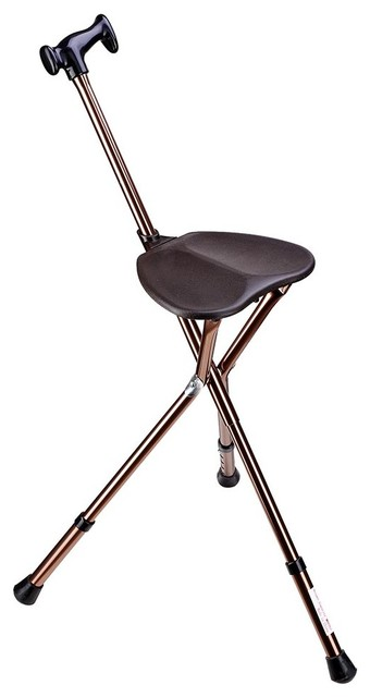 Sensational Folding Chair Seat Elder Portable Chair Adjustable Height 200 Lb Capacity Gmtry Best Dining Table And Chair Ideas Images Gmtryco