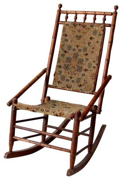 Sensational Consigned Victorian Rocking Chair Pdpeps Interior Chair Design Pdpepsorg