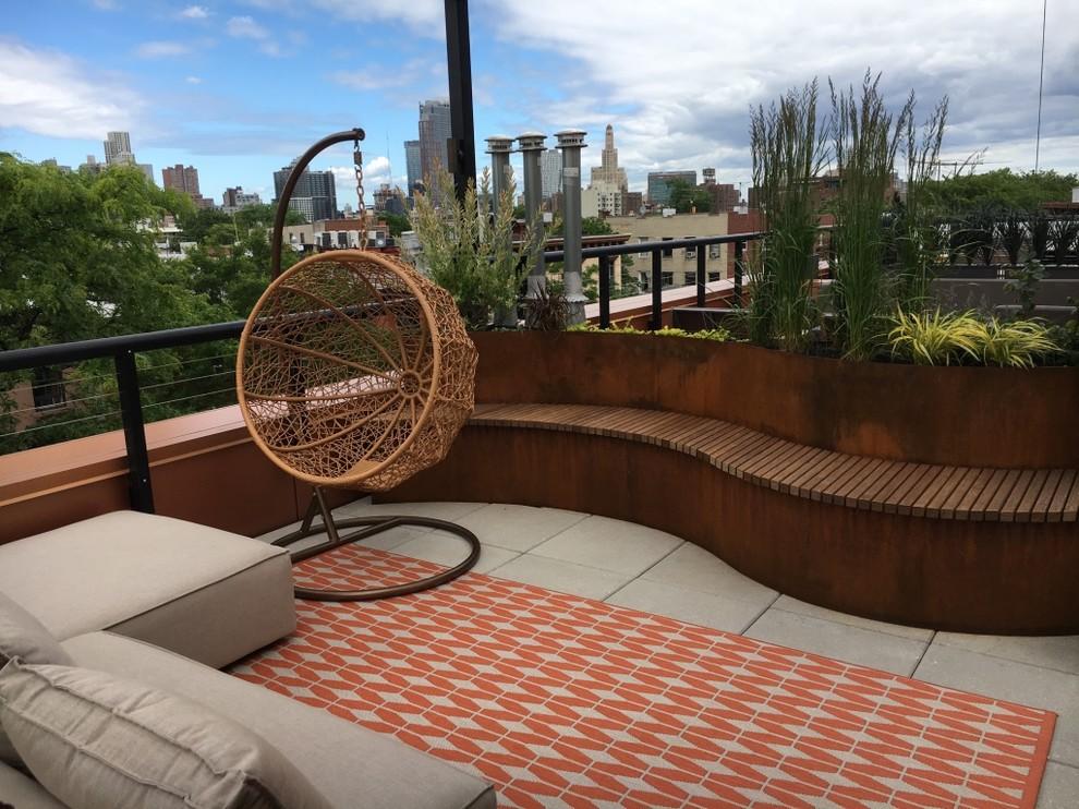 Carroll Gardens - Manhattan view