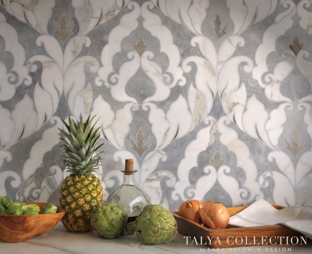 Rumi, Talya Collection by Sara Baldwin for Marble Systems