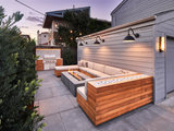 Patio of the Week: Former Trash Area Now a Luxe Outdoor Lounge (7 photos)